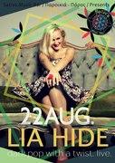 Lia Hide live at Sativa