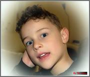 My grandson...
