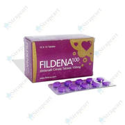 Fildena 100 Mg Pill is The Best Therapy for ED