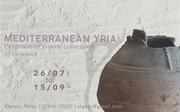 Mediterranean Yria - Exhibition of private collections of ceramics