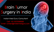Benefits of Having Low Cost Brain Tumor Surgery in India