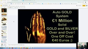 GOLD and SILVER Bullion for Ordinary People We Show How to Get for Free with Auto GOLD System Webinar Replay 15th Aug 2019
