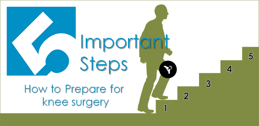 5 Facts- How To Prepare For Knee Surgery
