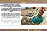 Heart Transplant in India Life-Saving Treatment with Exceptional Outcomes