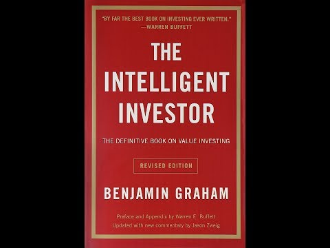 THE INTELLIGENT INVESTOR FULL AUDIOBOOK (BY BENJAMIN GRAHAM)