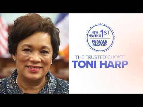 Toni Harp campaign ad