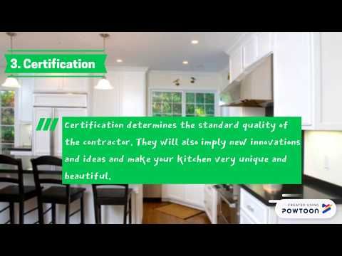 Tips to choose an expert kitchen remodeling contractor
