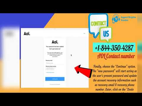 How To Recover Forgot AOL Mail Password| Follow Instruction Here