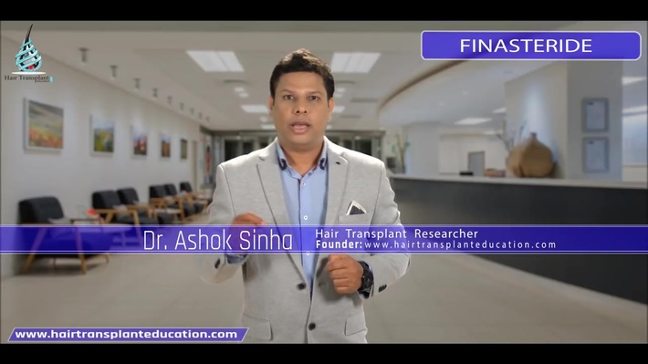 FINASTERIDE  2018 - MALE HAIR LOSS TREATMENT - MOST POTENT  ORAL AND FDA APPROVED - DR ASHOK SINHA