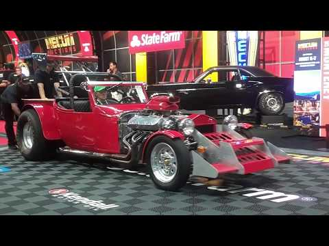 1923 Ford T Hot Rod  Extreme Motor and Style  At the 2019 Mecum Harrisburg