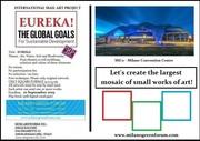 """""""EUREKA - THE GLOBAL GOALS"""""""