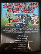 N GA. CRUISERS, CAR SHOW & SWAP MEET