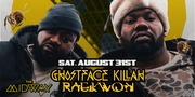 Ghostface Killah, Raekwon, Locksmith & much more