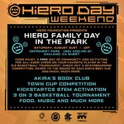 Hiero Family Day in the Park