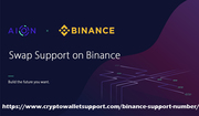 Sudden troubles in carrying out a login process for Binance account.