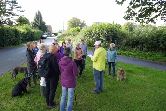 History Walk in August