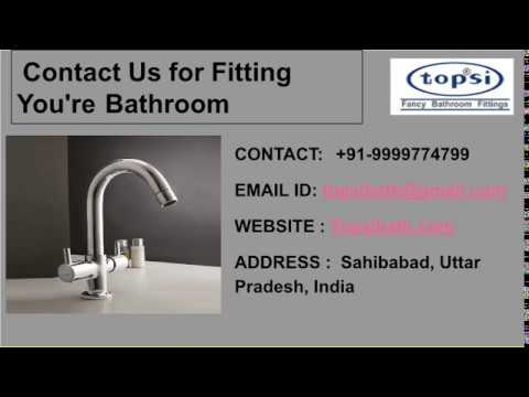 Luxury Bathroom Fittings Manufacturers | Suppliers in India