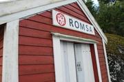Tur frå Leirvik til Romsa 17. august 2019.