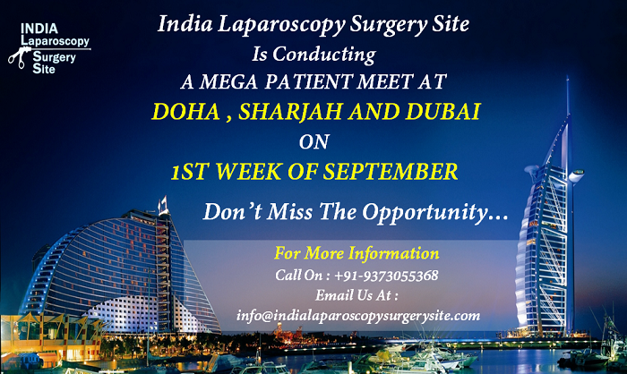 Exclusive Laparoscopic Surgery Event to be Held in Doha, Sharjah and Dubai