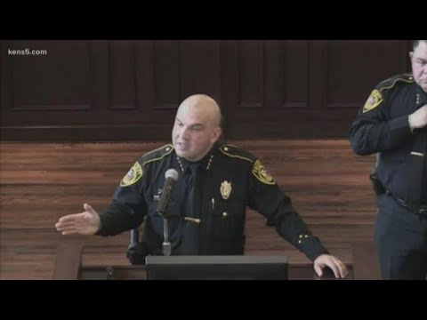 """Bexar County sheriff says """"No thanks"""" to potential pay raise as funding needed to pay deputies"""