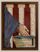 Mosaic Stations of the Cross