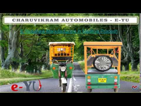 E Rickshaw Manufacturers & Suppliers in Delhi, India