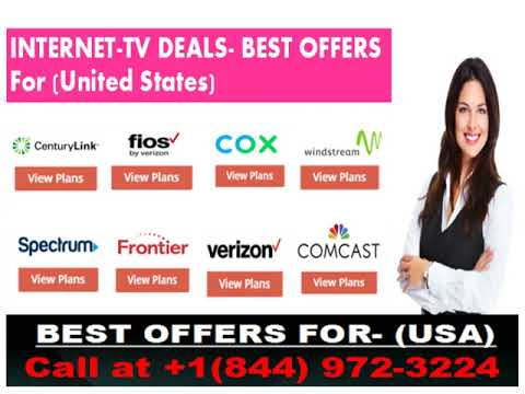 Internet +TV+Phone Bundle OFFERS For United States