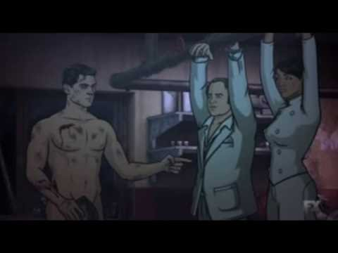 Archer S07E02  Kick to the Nuts