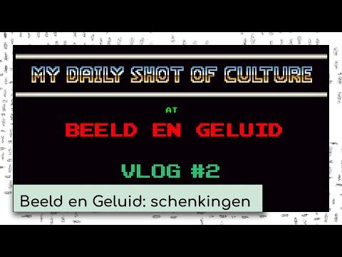 Jip bezoekt de meest geheime plek van Beeld en Geluid! - Cultuurvlog #125 | My Daily Shot of Culture