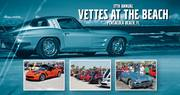 17th ANNUAL CORVETTES AT THE BEACH
