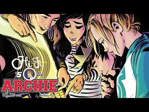 Things Get Messy - Archie Motion Comics #5