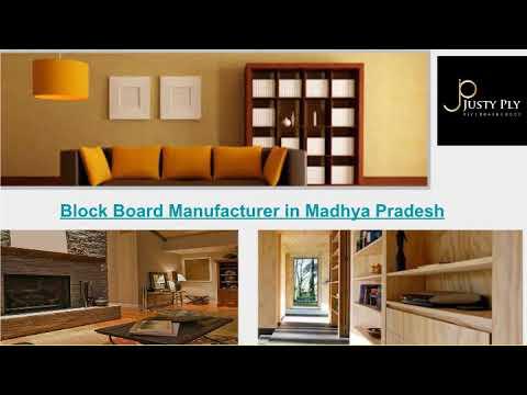 Block Board Manufacturer | Blockboard Supplier in India