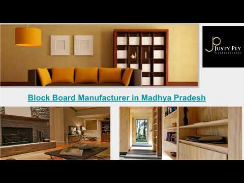 Block Board Manufacturer | Blockboard Supplier in India