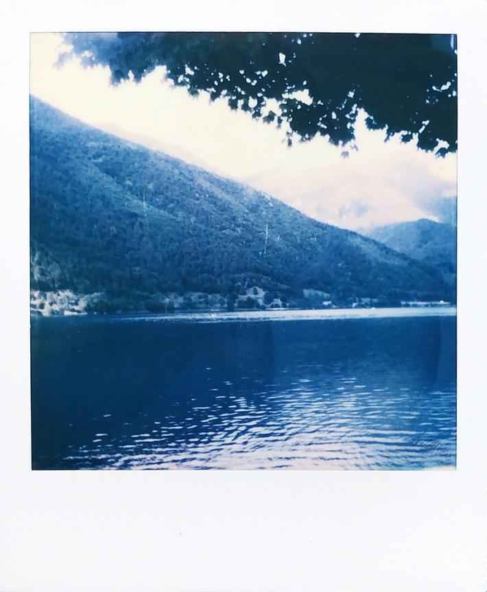 Vista Lago di Ledro