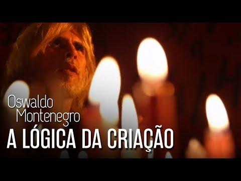 """Oswaldo Montenegro - """"A Lógica da Criação"""""""