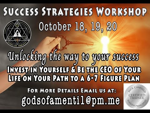 Be the CEO of your life! Meet Innercircle! Workshop Mexico October