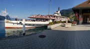 Ferry Across Lake Luzern