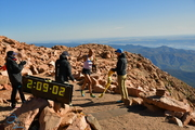 2019 Pikes Peak Ascent