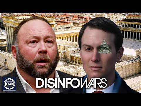 Alex Jones Shills for Jared Kushner