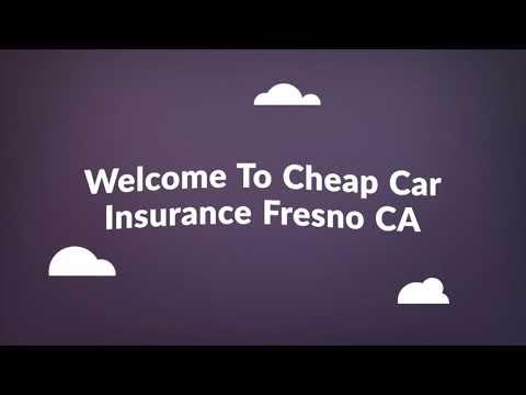Cheap Car Insurance in Fresno CA