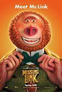 """Cine Rex: """"Missing Link"""""""