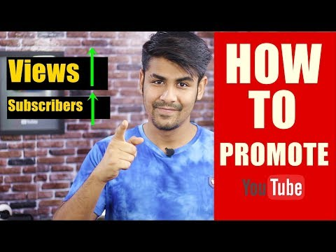 youtube promotion