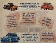 HILLCREST BAPTIST CHURCH FUNDRAISER CAR SHOW