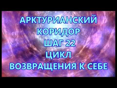 АРКТУРИАНСКИЙ КОРИДОР- ШАГ 22 - ЦИКЛ ВОЗВРАЩЕНИЯ К СЕБЕ