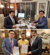 AAFT Join Hand With Korean University