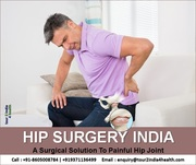 Hip Surgery India – A Surgical Solution To Painful Hip Joint