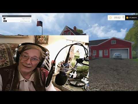 07  Harvesting Farm Goods  from Farming Simulator 15 with MrCats21 2017 01 14 03 22 54 UTC WMV V9