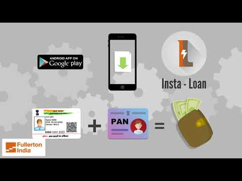 Want to get loan Instantly?