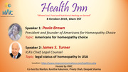 Health Inn show with Paola Brown and Jim Turner