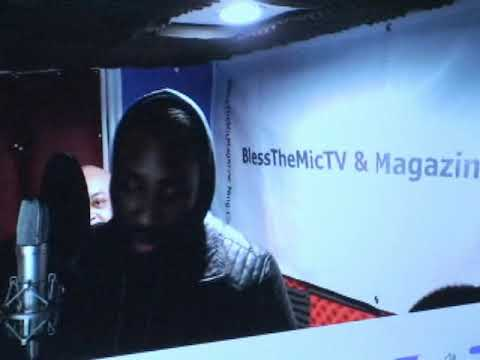 Rapper Smirk is a Beast!  Freestyle  BlessTheMic Ciphers TV